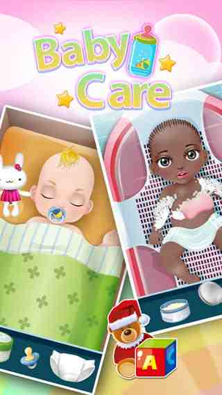 Baby Care & Baby Hospital for iPhone, iPhone Applications