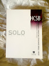 Holman Christian Standard Bible - Solo : An Uncommon Devotional by Broadman...