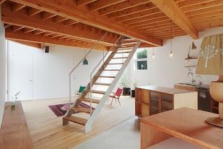 Casa tipo Loft en Japón