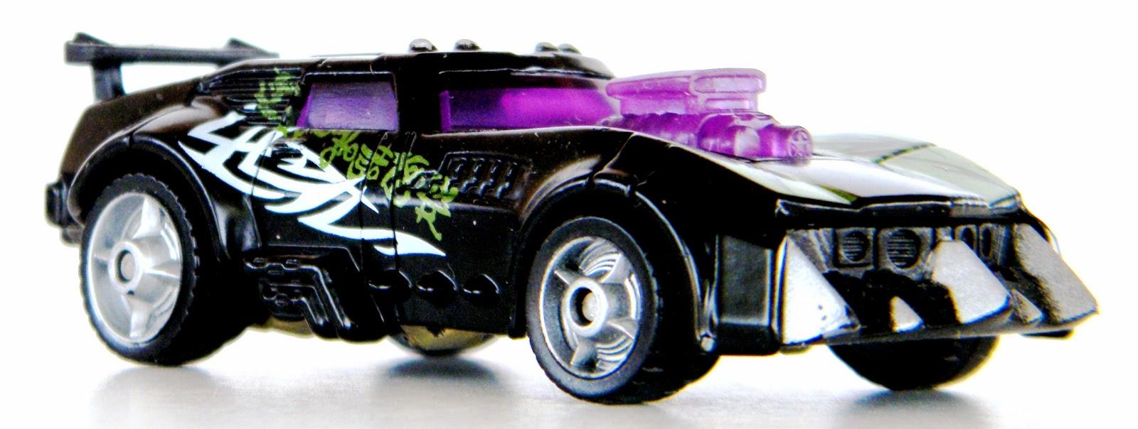 Toys and Stuff: Hasbro 2010 #10961 Transformers - Lockdown