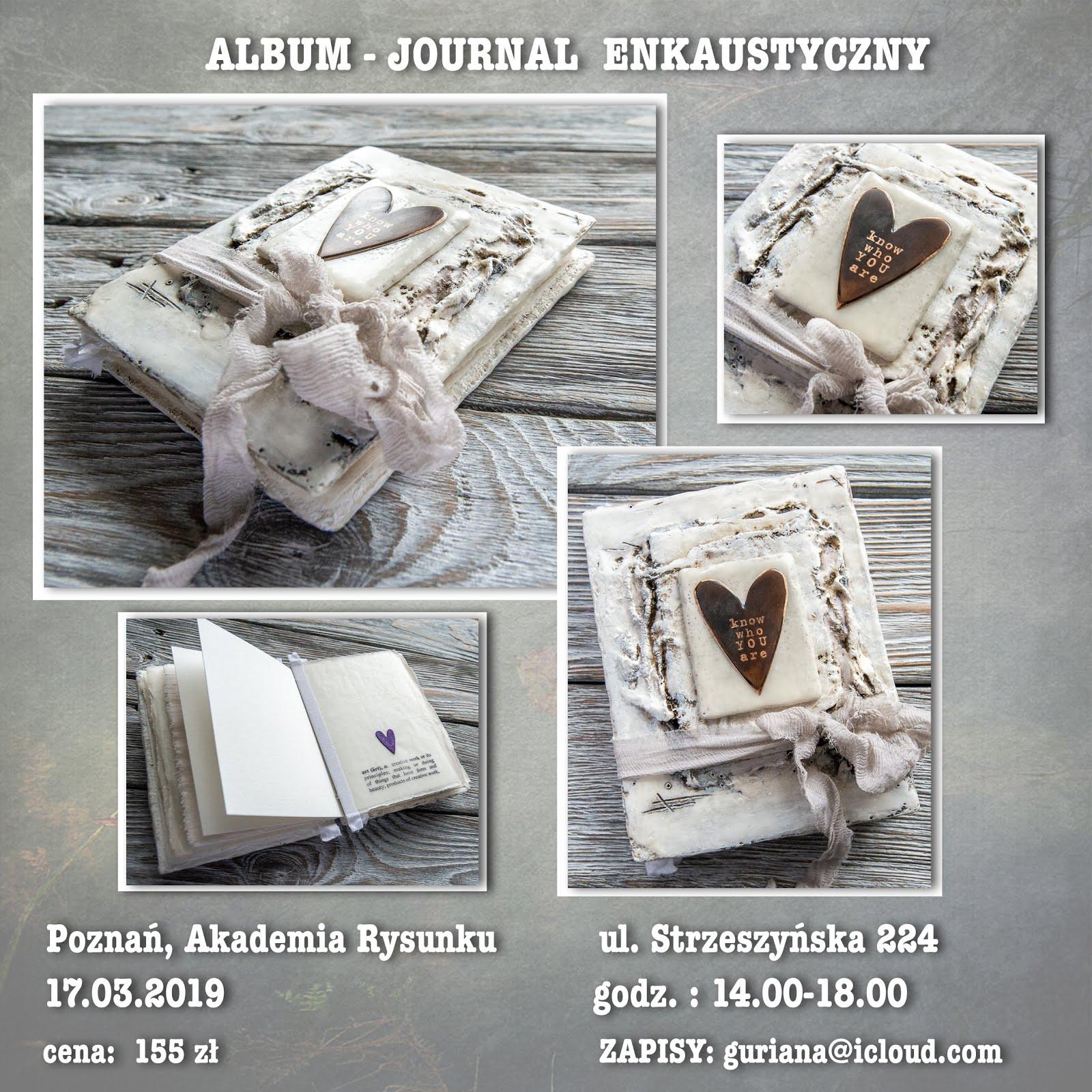 Poznań Journal-album enkaustyczny
