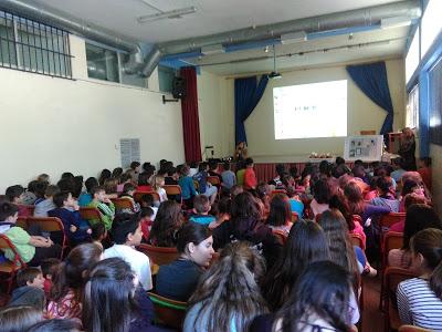 """Παρουσίαση του προγράμματος αναδοχής """"σπουδάΖΩ"""" στην Παιανία"""