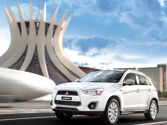 Mitsubishi ASX 2014: feito no Brasil, tem preço a partir de R$ 83.490 reais | CAR.BLOG.BR