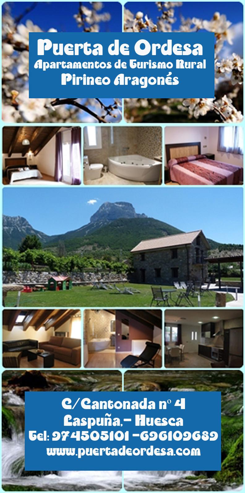 Alojarse en el Pirineo