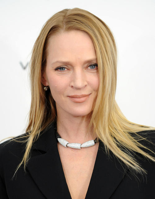 Uma Thurman Height, Weight And Body Measurements