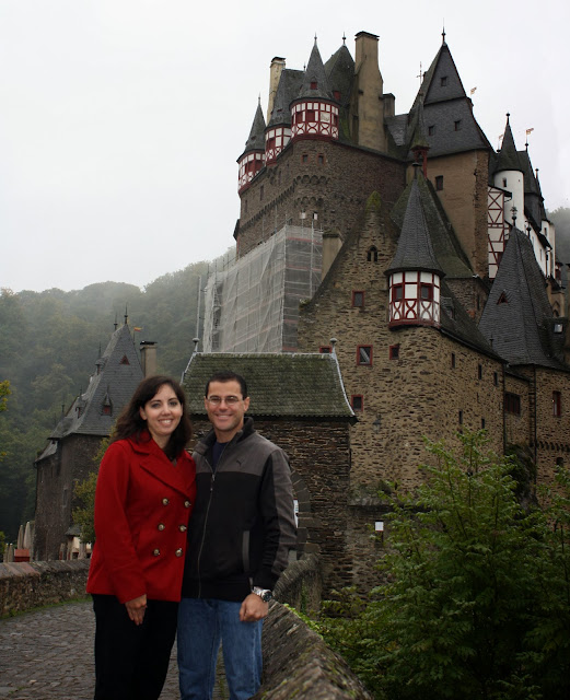 Our visit to Burg Eltz - The Tipsy Terrier blog