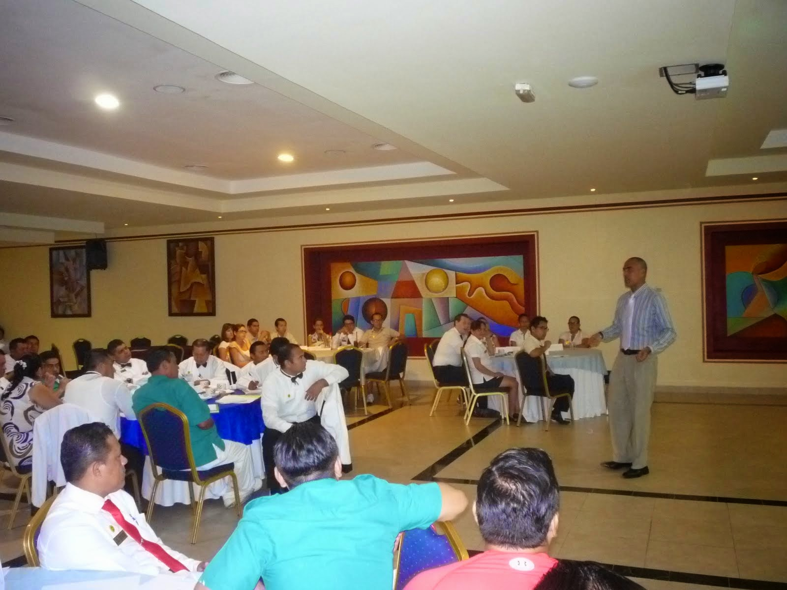 Experiential Hospitality Training Course,