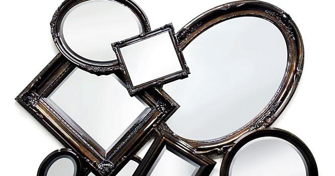 C mo decorar las paredes con espejos for Espejo publico hoy completo