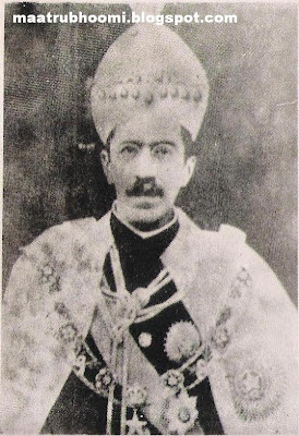 The Last (10th Nizam) Asif Jahi Nizam - Mir Osman Ali Khan