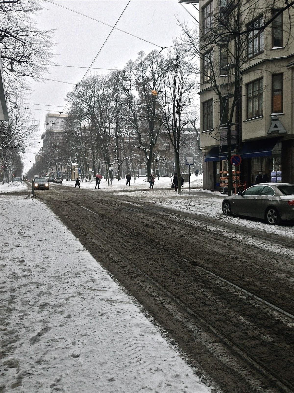 Bulevardi, Bulevarden, Helsinki, Helsingfors