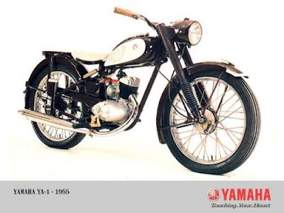 Yamaha YA-1 1955
