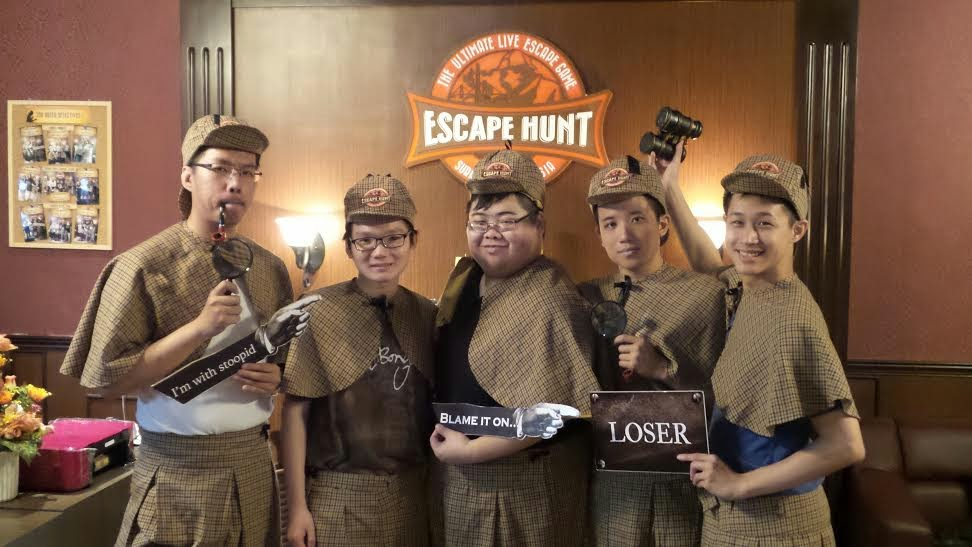 Escape Hunt Surabaya