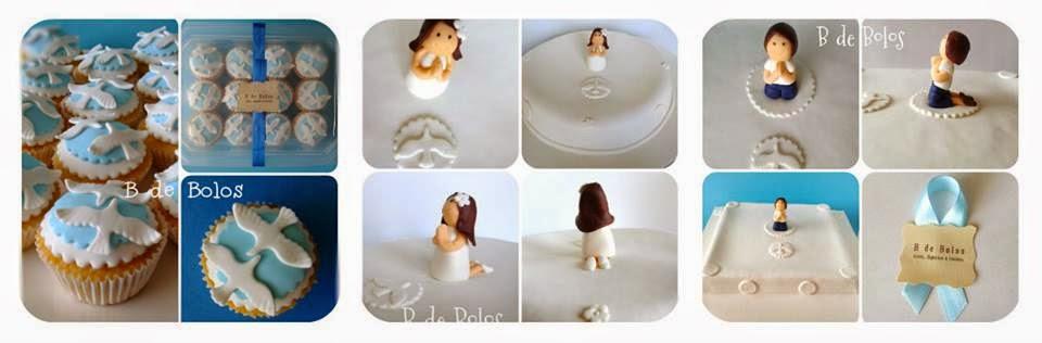 B de Bolos - Cake Design, Cupcakes, Cookies & more