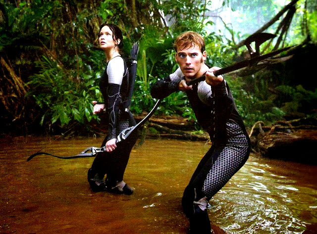 hunger games prequel finnick katniss