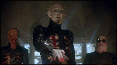 Pin Face in Hellraiser