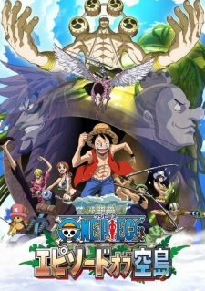 One Piece - Episódio de Sorajima - Especial Legendado Desenhos Torrent Download capa