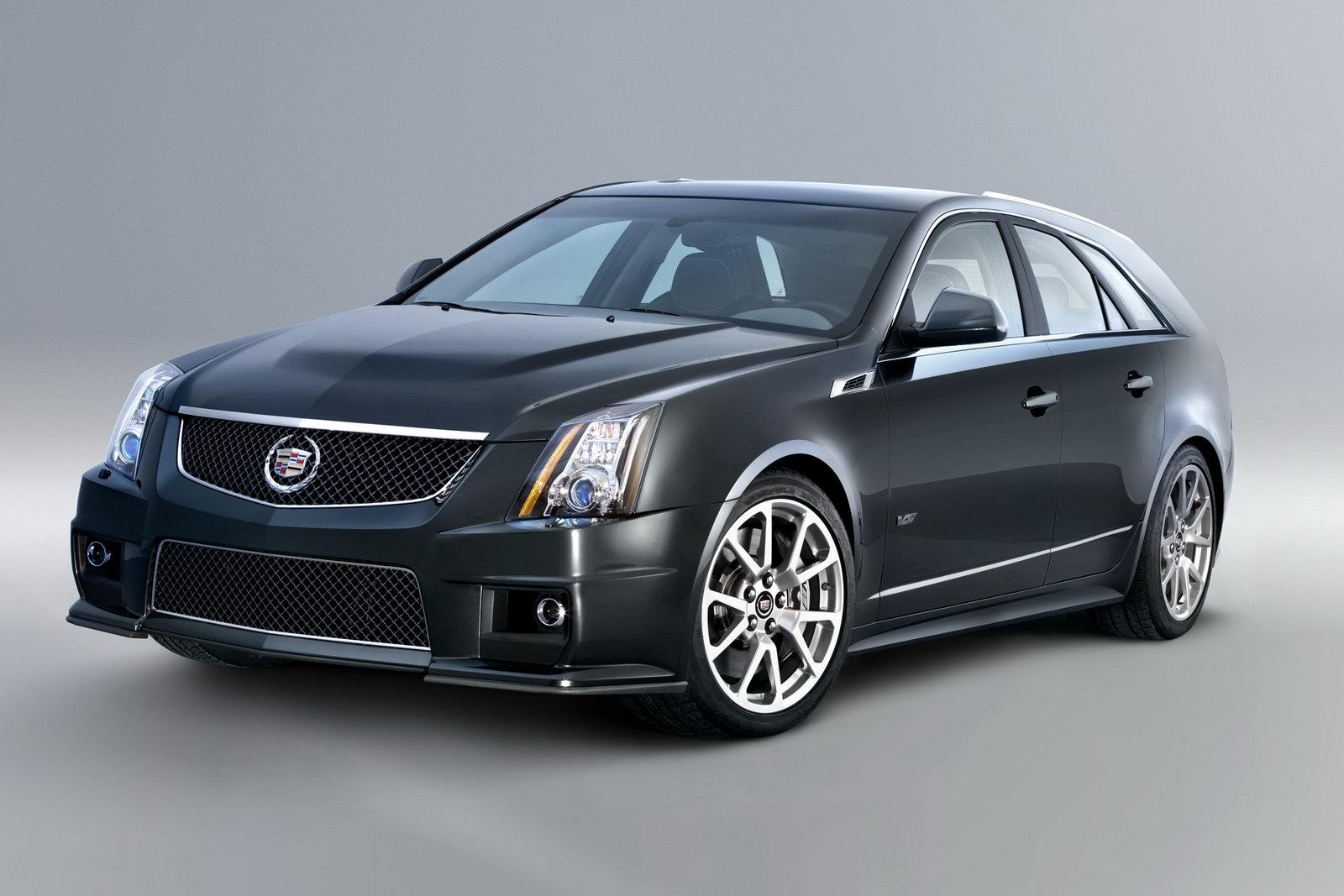 car going under 07 2011 cadillac cts v650 sport wagon. Black Bedroom Furniture Sets. Home Design Ideas
