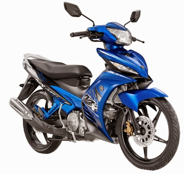 New Jupiter MX 2014 Blue Thunder