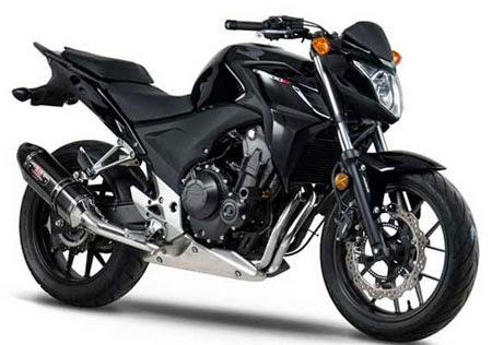 New Honda Tiger Bakal Gunakan Mesin CBR 250R