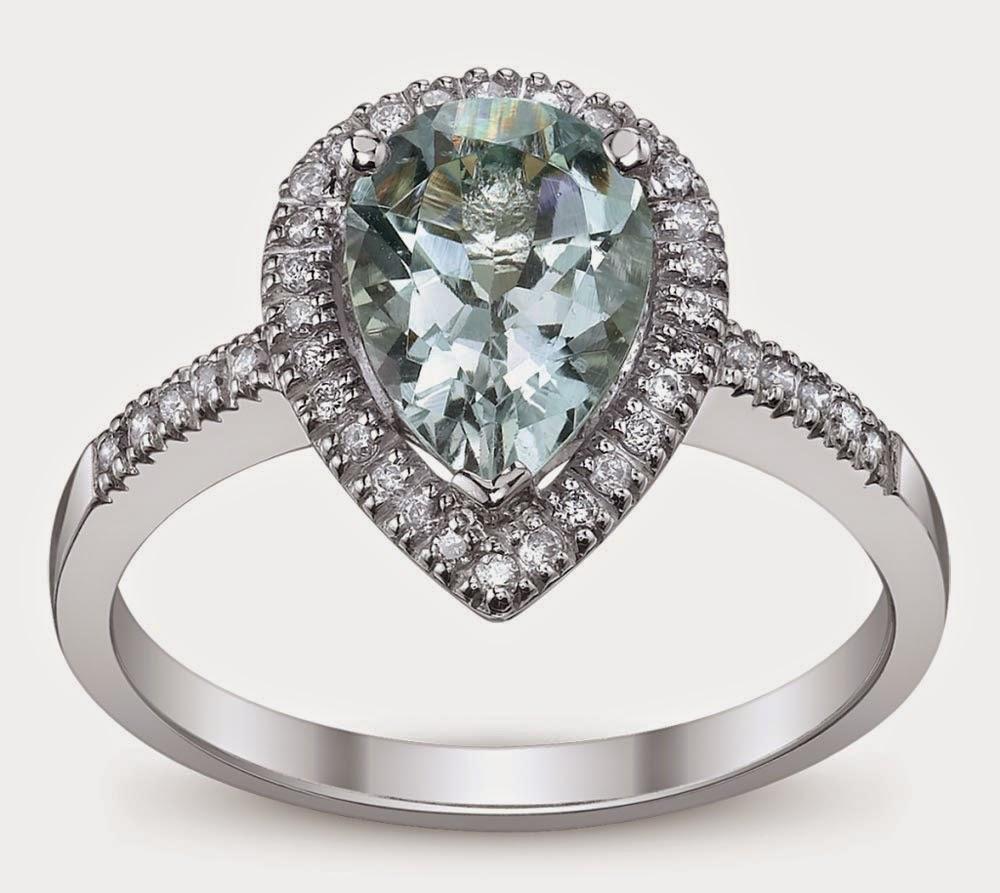 Big Bluish Green Diamonds Silver Wedding Rings Settings Guide pictures hd