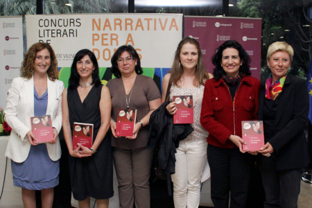 El XII Concurso de Narrativa para Mujeres bate el rcord de participacin con 287 relatos