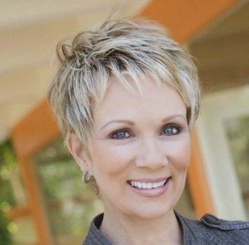 Please read: short haircuts for women over 50