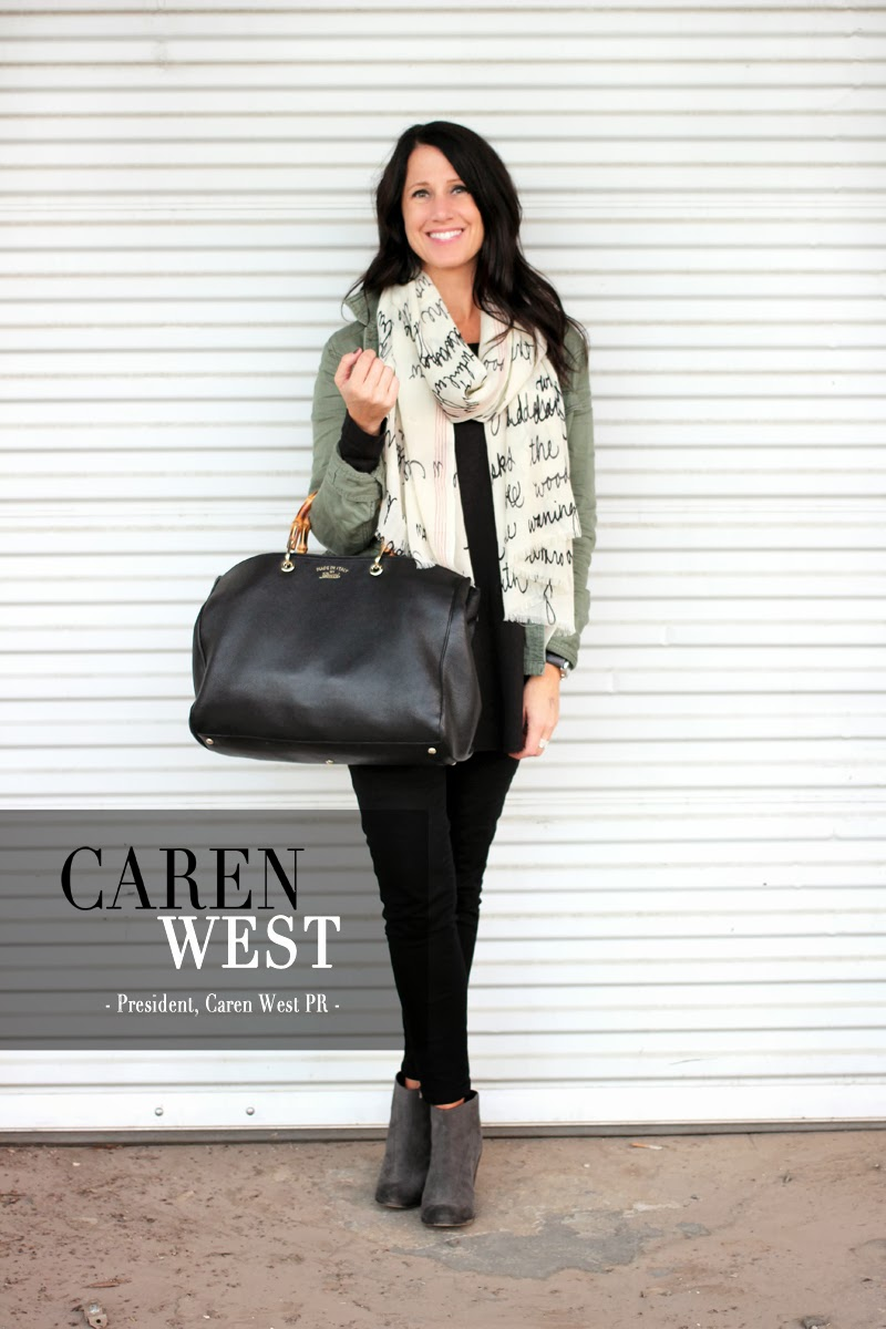 Caren West, Caren West PR, Stylish Atlanta on thefashionlush.com