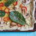 Pizza Vegetariana Fácil