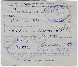 World War II PASS