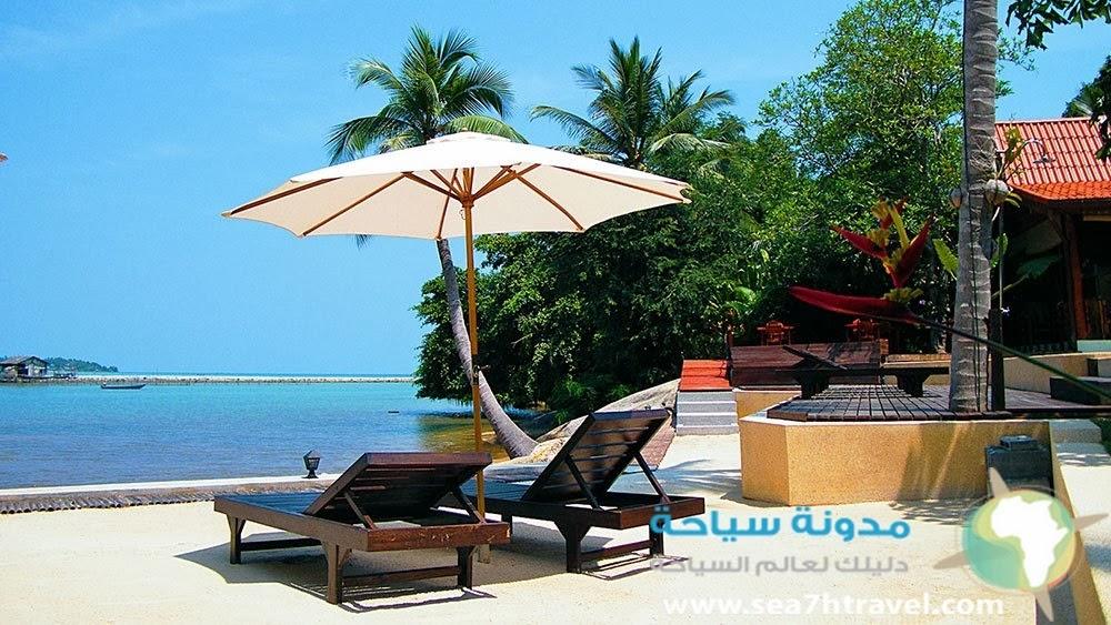 جزيرة كوه فانغ في تايلاند