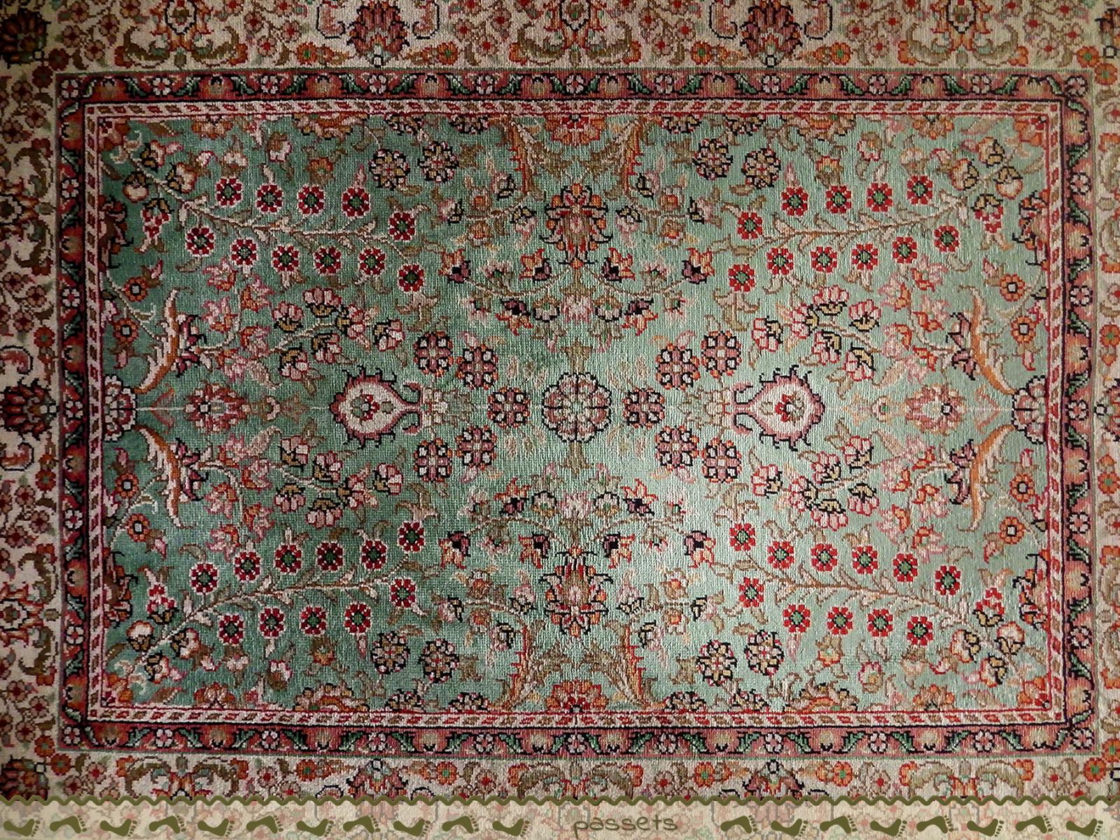 Las alfombras turcas passets for Alfombras persas historia