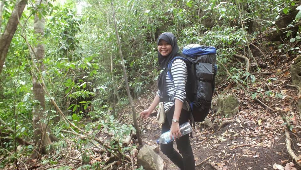 Tracking Pulau Sempu