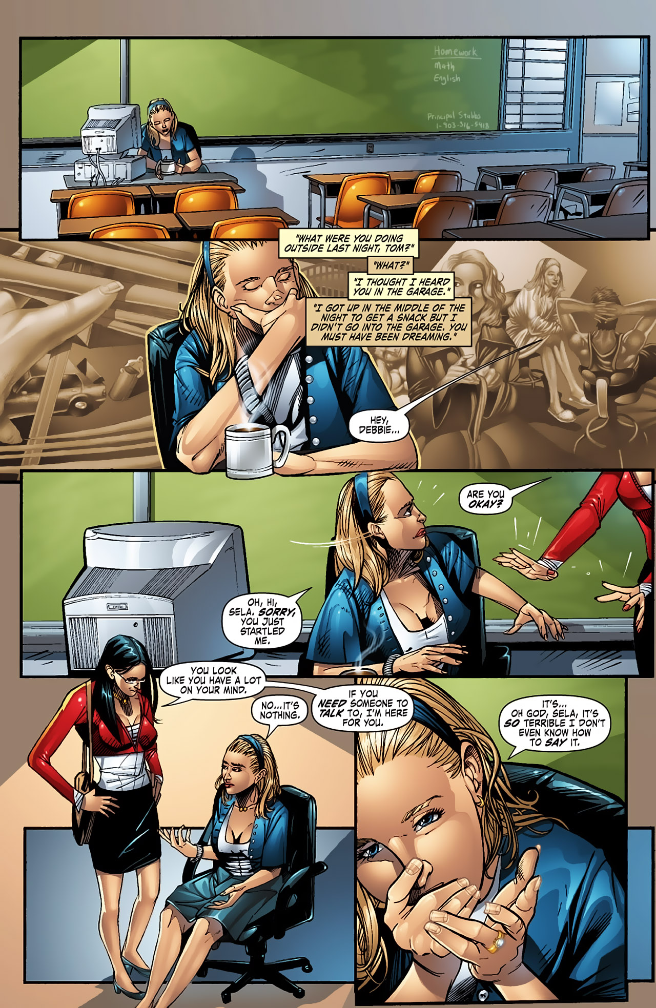 Grimm Fairy Tales (2005) Issue #11 #14 - English 7