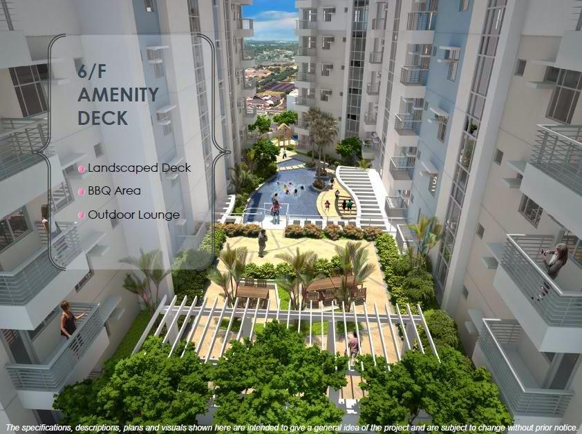 Solana Condominium Amenity Deck