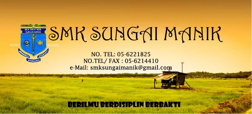 SMK SUNGAI MANIK