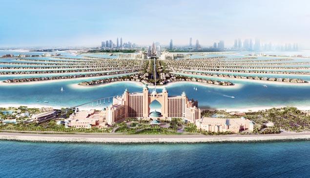 Atlantis hotel em dubai passaporte para a beleza for Hotel em dubai