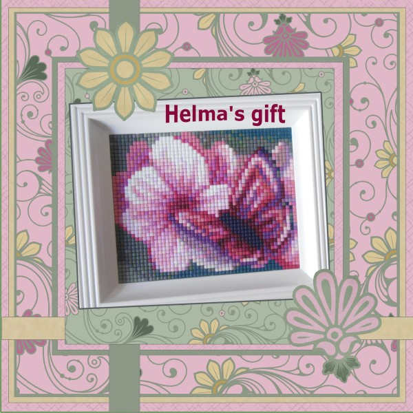 July 2016-Helma's gift