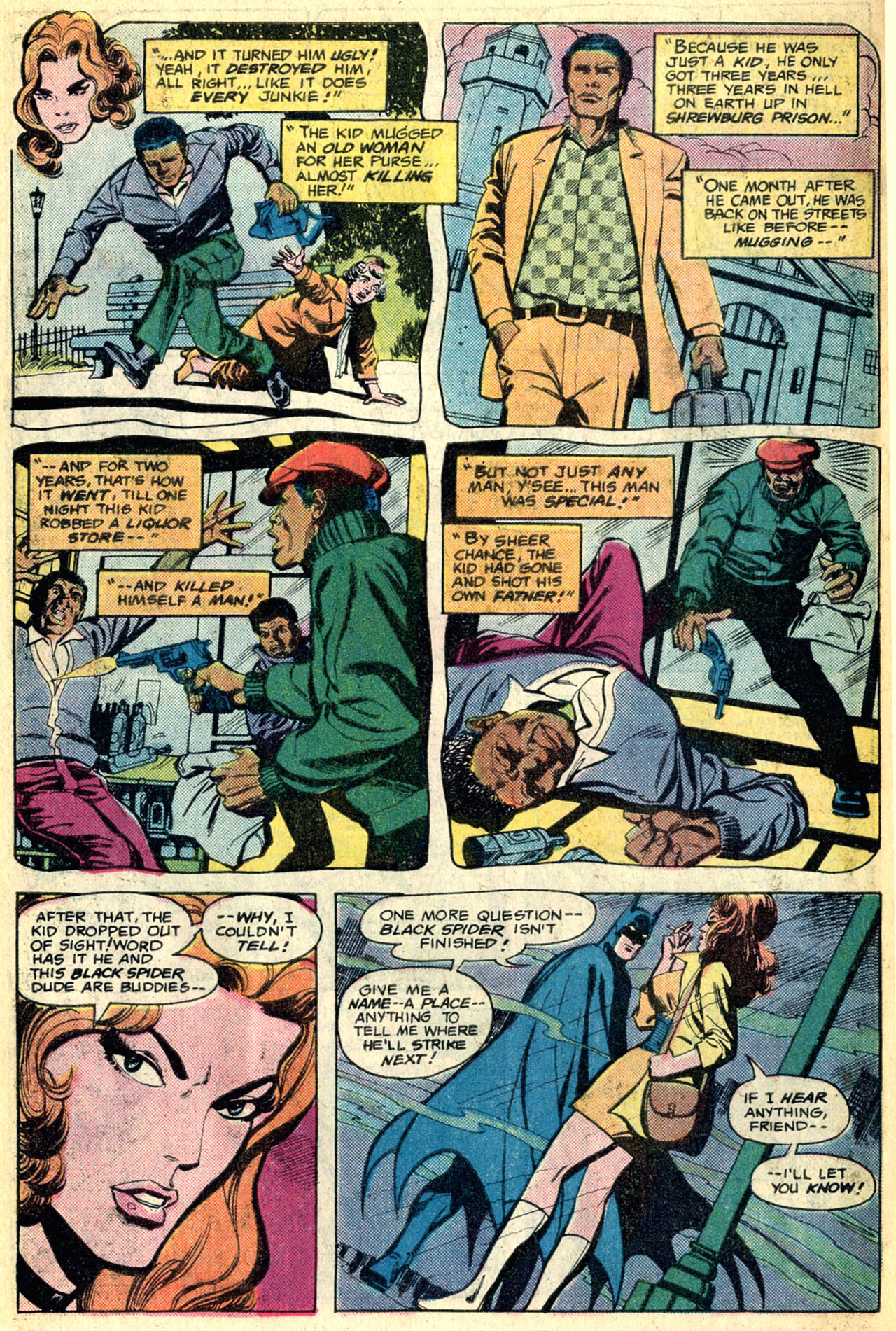 Detective Comics (1937) Issue #464 Page 11