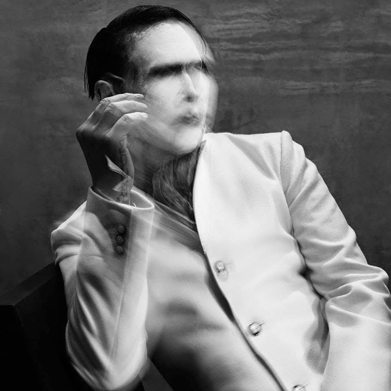 The Pale Emperor de Marilyn Manson - Gostei da Capa #1