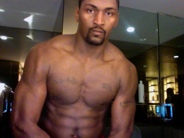 Ron Artest Leaked Photos