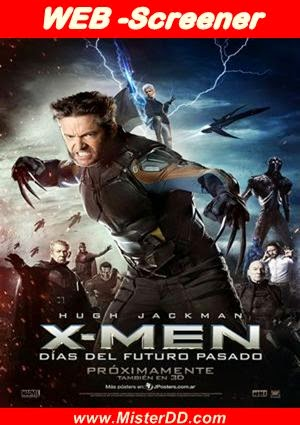 X-Men: Días del futuro pasado (2014) [WEB-Scree