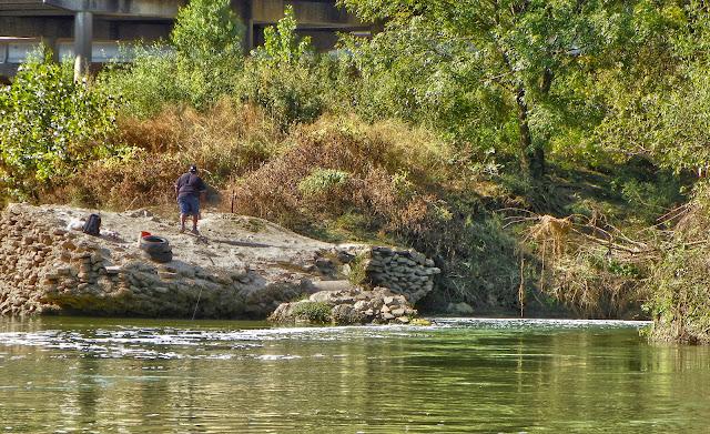 Dallas trinity trails exploring the trinity river by for Trinity river fishing spots