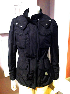 Moncler Black Roxane Jacket