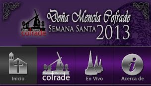 Aplicación para móviles Android de la Semana Santa 2013