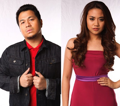 Maki Ricafort and Morissette Amon - Team Sarah of The Voice of the Philippines