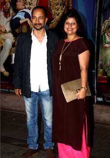 Bollywood Queen Kangna Ranaut graces the success bash of 'Tanu Weds Manu Returns'