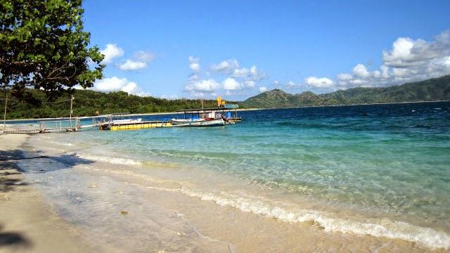 tempat wisata di lombok, objek wisata di lombok, pulau gili lombok, gili nanggu lombok, gili island
