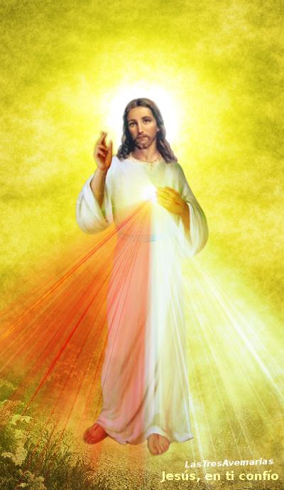 divina misericordia de dios
