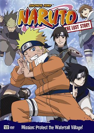 Naruto Ngoại Truyện Tập 1: Mission Protect the Waterfall Village