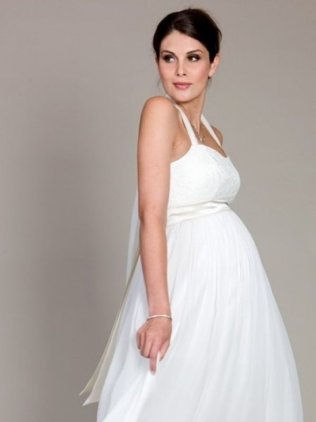 Cheap dresses the gorgeous maternity wedding dresses for Wedding dress pregnant bride